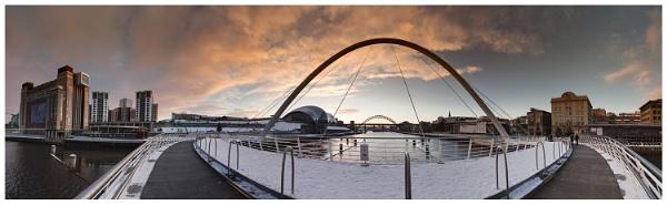 Millennium Bridge by JohnRShort