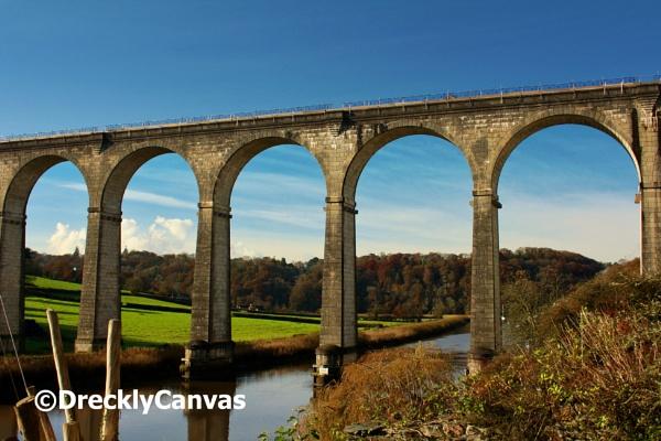 Calstock Viaduct by coliniex