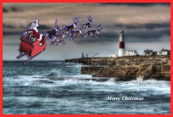 Santa by illuvator