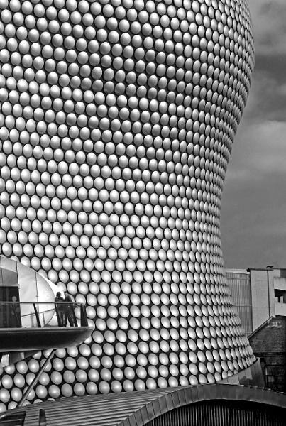 Birmingham cityscape by Gillygems