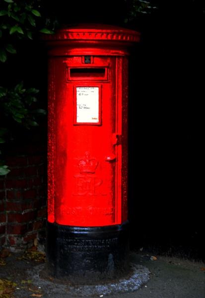 Postbox by AliciaWxoxo