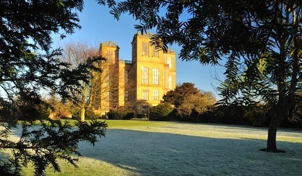 Hardwick Hall in Derbyshire UK by MomentsInTime