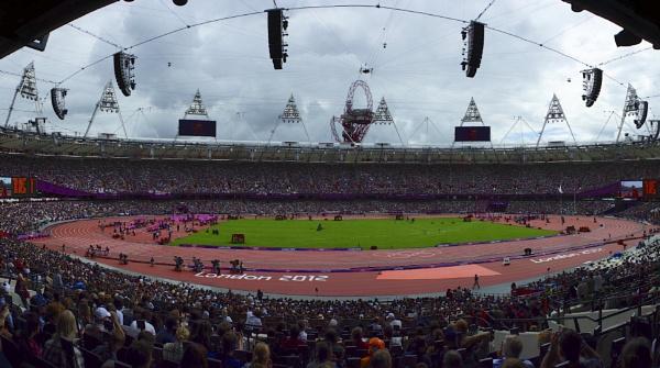 London Olympic Stadium by Johnny_Utah