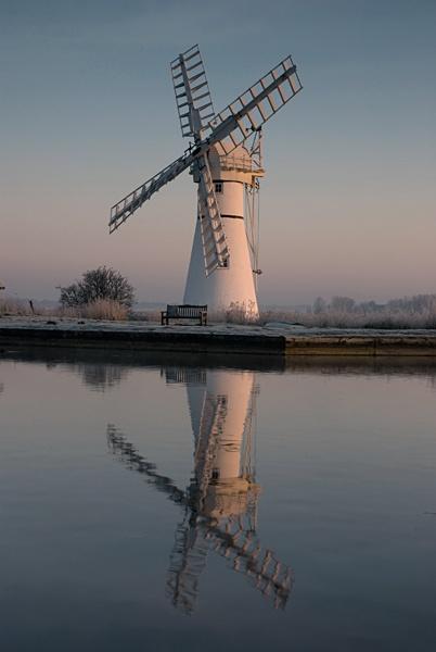 Thurne Mill by 1stdan