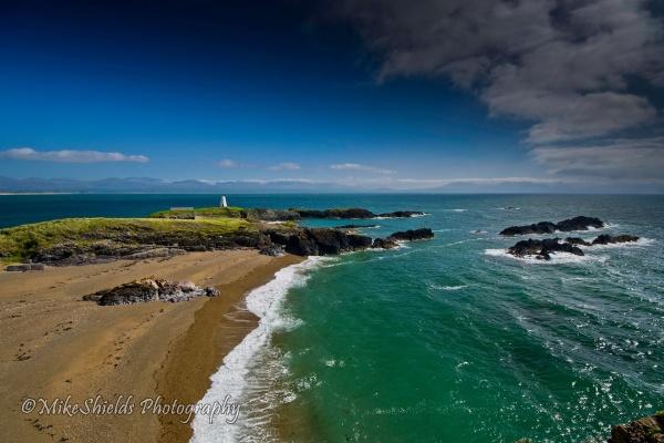 Llanddwyn Beach by MikeShieldsPhotography