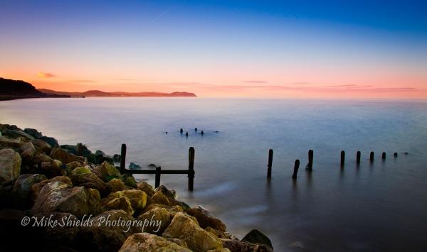 Broken Pier by MikeShieldsPhotography