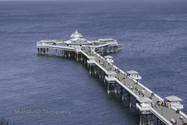Llandudno Pier by MikeShieldsPhotography