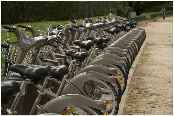 Bikes by dven