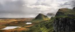 lochs and hills