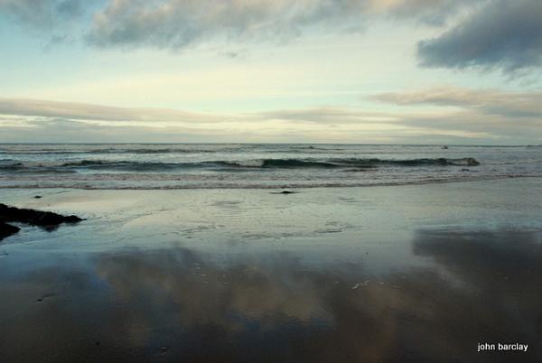 banff beach by J_Barclay