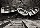 Cornish Fishing Boats. by Paintman