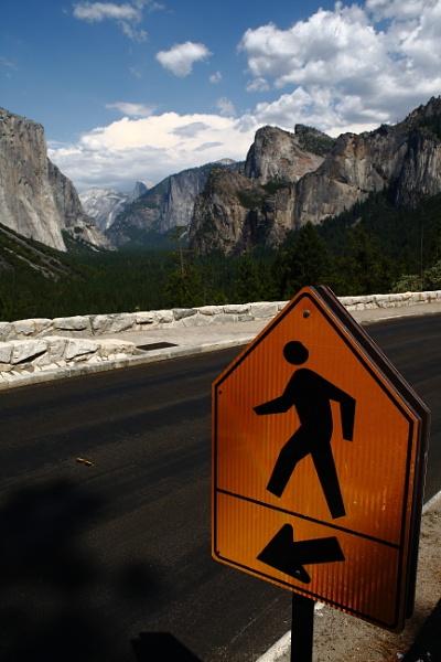 Yosemite by nickfrog
