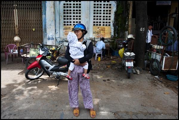 Ho Chi Minh City by AndrewAlbert