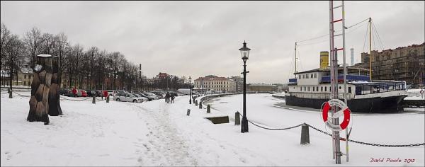 Gota river, Gothenburg by dgpoole
