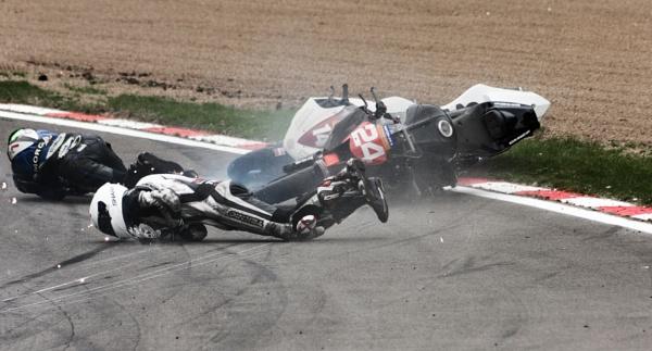 crash landing by pablo69