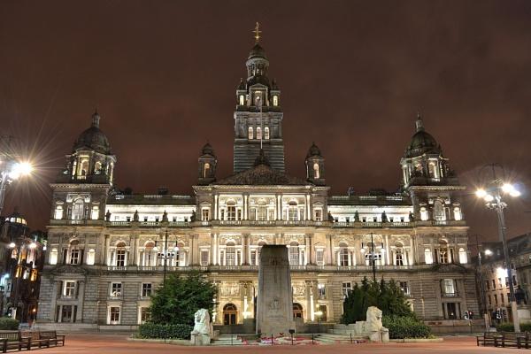 Glasgow by Craigie10