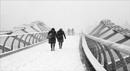 Winter London style