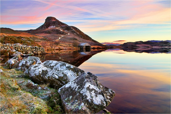 "Early Morning ""Llyn Gregennan\"" by Trout_Man"