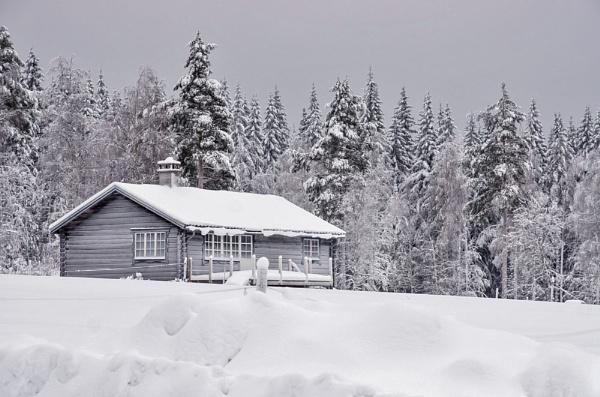 Winter wonderland by jaktis