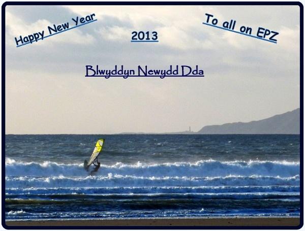 Happy New Year everyone by netta1234