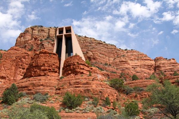 Chapel of the Holy Cross by Bob_V