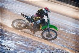 Sand Bike Racer