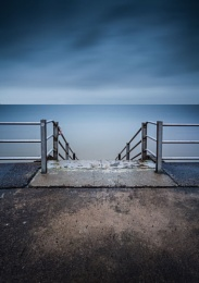 Beach Steps - St Mildreds Bay,
