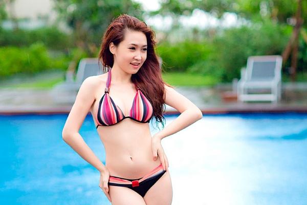 Bikini with Model by hoang_van