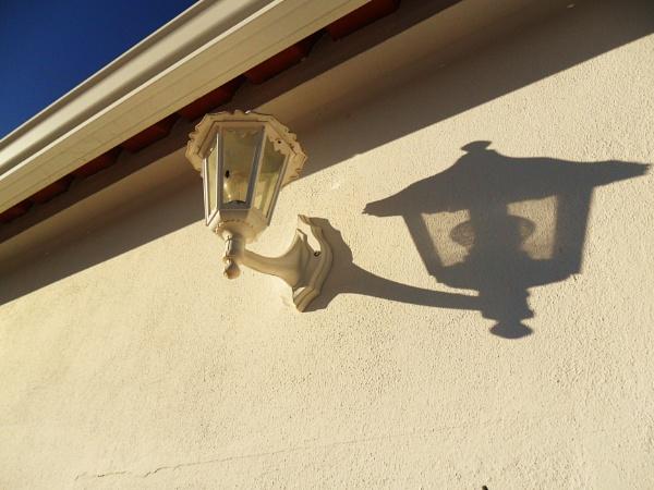 Light\'s shadow... by Chinga