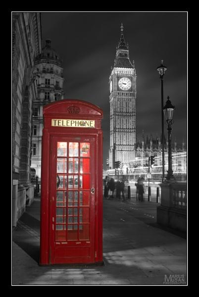 Allo, London\'s calling!! by DiazSprite