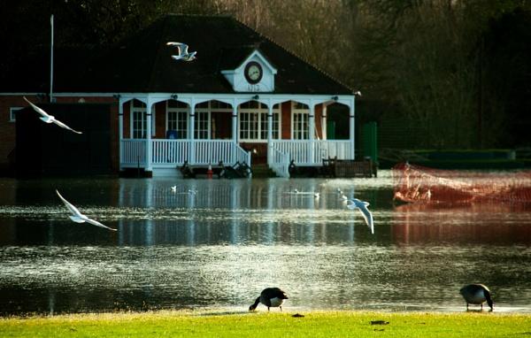 Oxford Submerged by RichardMc