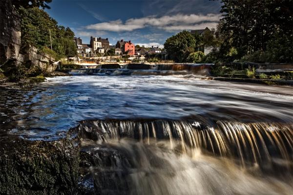 Ennistymon Falls by BrainResin