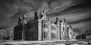 Margam Abbey by daibev
