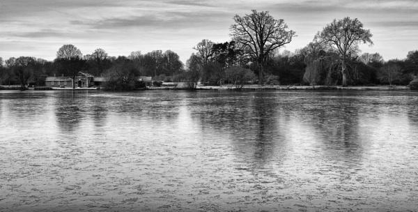 Hatfield Lake by hammermad