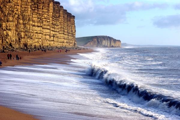 West Bay Wave by Hamlin