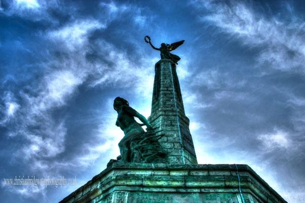 Aberystwyth War Memorial by rigsby8131