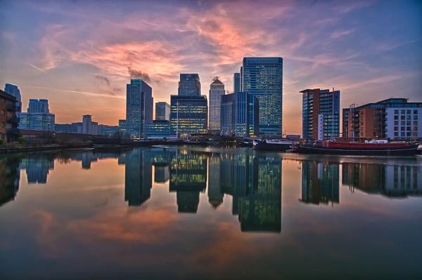 Docklands City by yddet