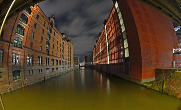 Speicherstadt Hamburg by Jawoi