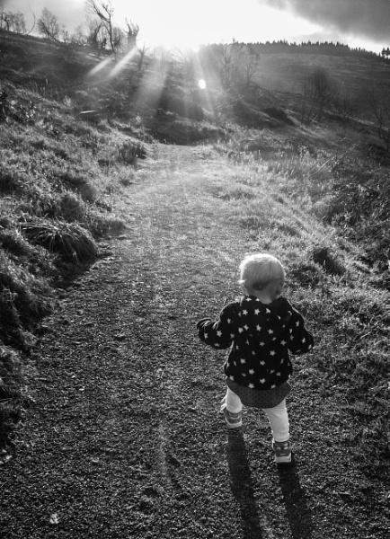 Doddling along by Bingsblueprint