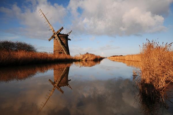 Brograve mill by 1stdan