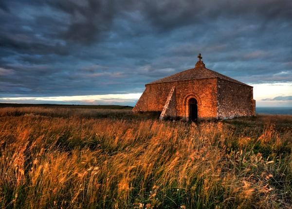 St Aldhelms Chapel by chris-p