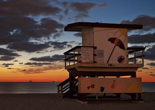 Watchful Dawn by iancrowson