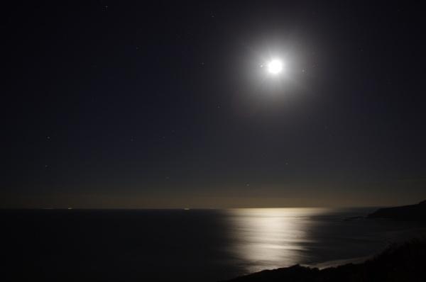 moon path by blakeyguin