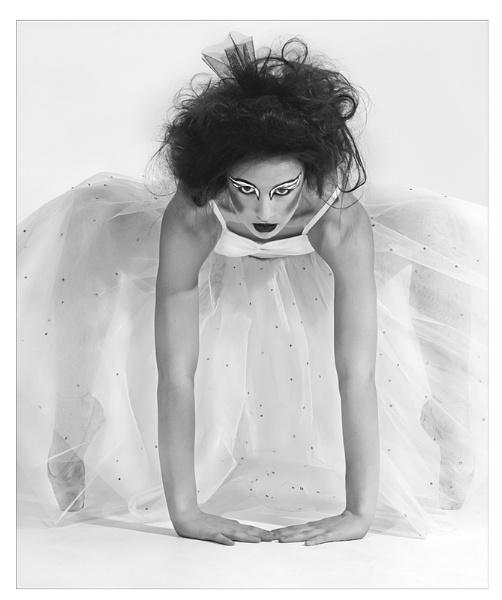 Ballet Dancer by pentony