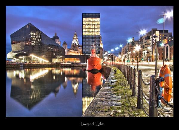 Liverpool Lights... by mcgannc