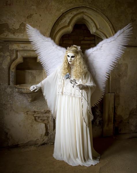 The Angel by Mackem