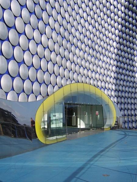 Selfridges Building, Birmingham by gardenersteve