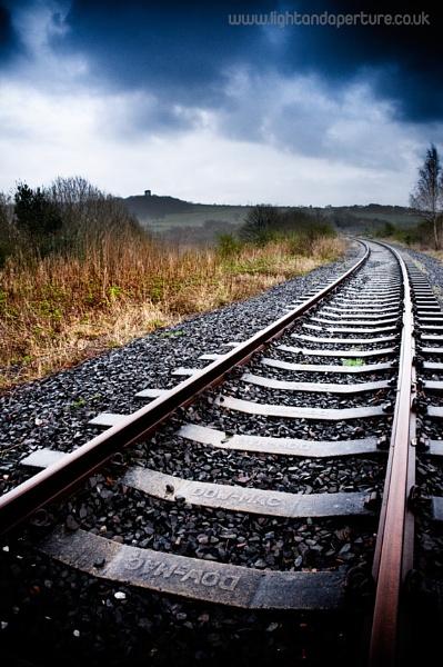 Tracks to Pensher by PaulSwinney