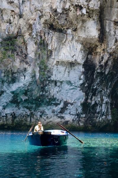 One Man in a Boat by PaulSwinney