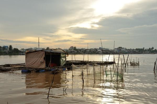 Mekong Delta,Cambodia by JG123456